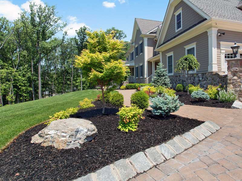 Luxury Home Landscaping - H&L Landscapers