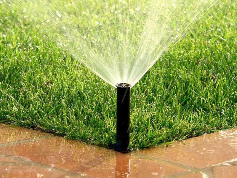 Sprinkler Installations Near Me